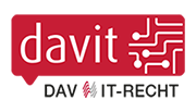 DAV-IT-Recht Logo